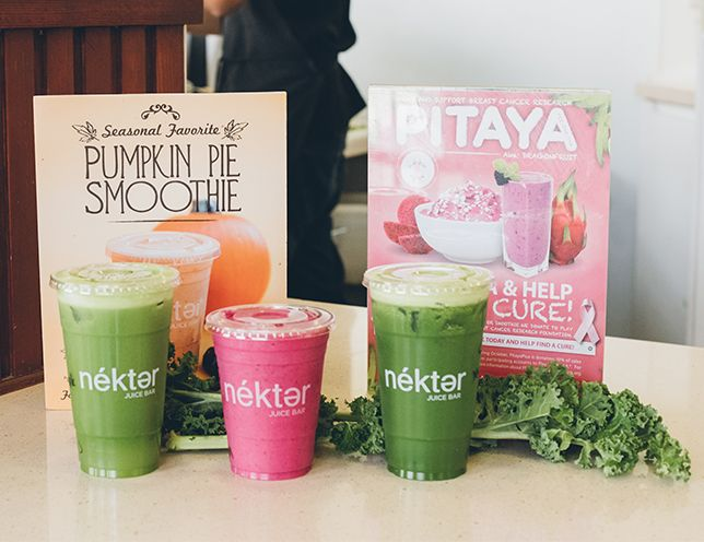 Working Mom: Alexis of nekter Juice Bar - Inspired By This