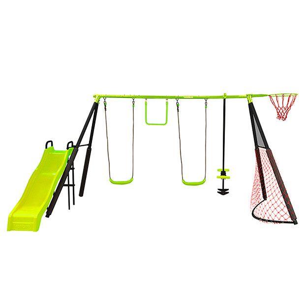 Playsafe Sporto 7 Station Swing Set