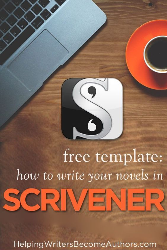Since I now use Scrivener exclusively for my fiction (buh-bye, Word), I wanted to share with you an updated free Scrivener template based on my own process.