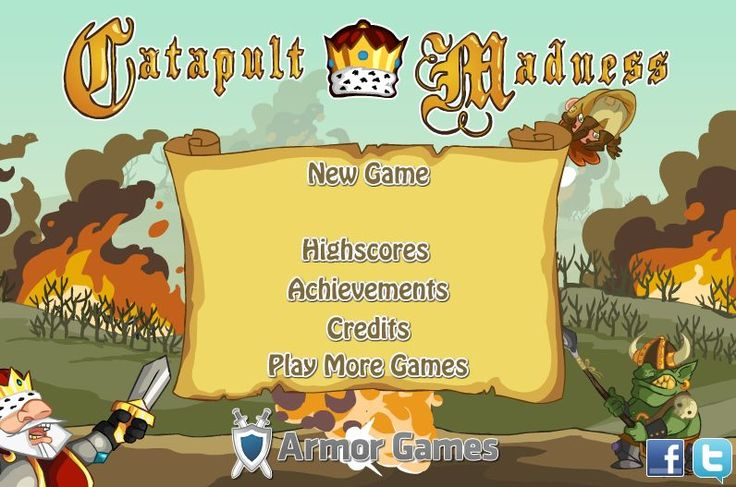 Do you like to play #armorgames? Play Catapilt Madness for free