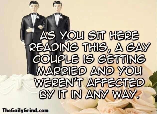 Gays Affected Mentally By No Marriage 11