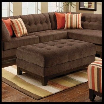Capetown 2 Piece Sectional Sofa Living Room