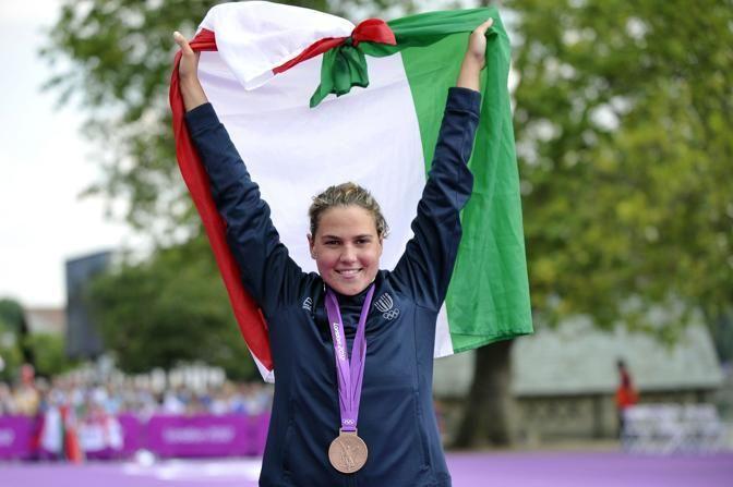 Grimaldi Bronze, 10k swimming