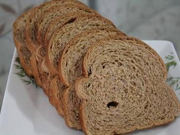 Receita de Pão integral caseiro - Tudo Gostoso