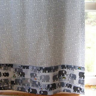 How to Make Easy Curtains - free tutorial