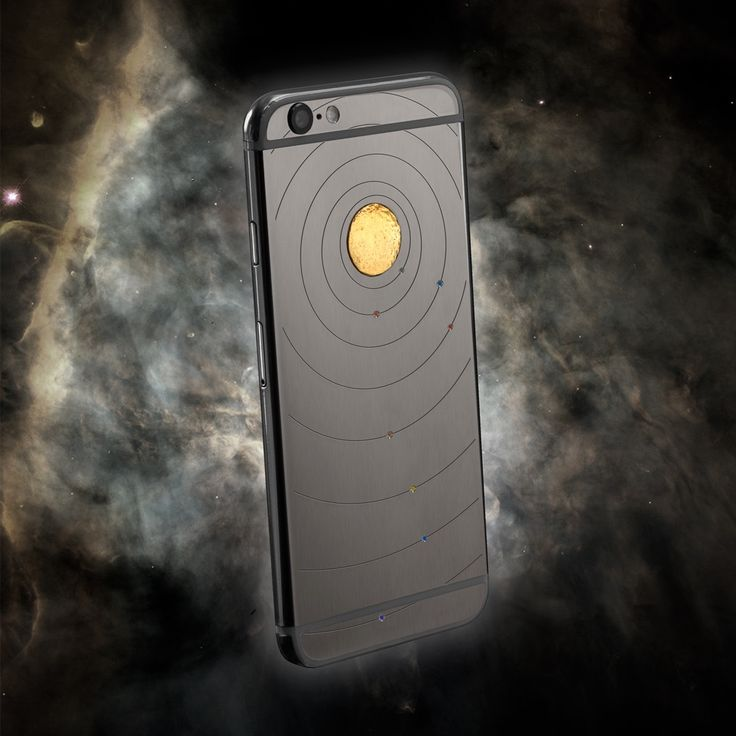 Our limited edition of the Galaxus iPhone 6s in dark ruthenium coating is online. 8 planets symbolized by 8 gems like sapphires, rubys and many more. All stones meet the peak clarity. Add this tremendous jewel to your collection at www.rarus-exclusive.com