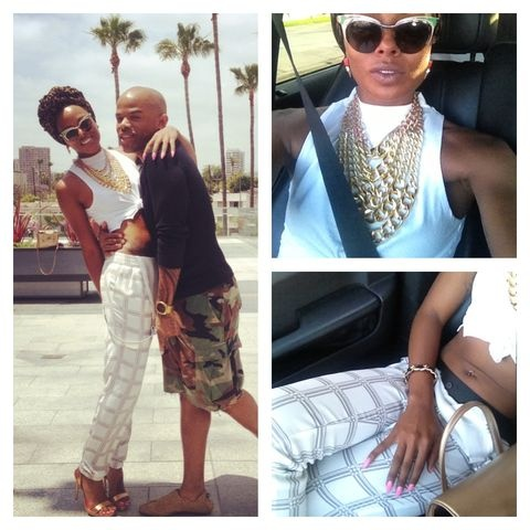 Eva Pigford (evamarcille) | Fashion & Beauty Photos on Pose  Prada,Versace, Frugal Finds, Top Shop, Zara http://pose.com/u/evamarcille/poses