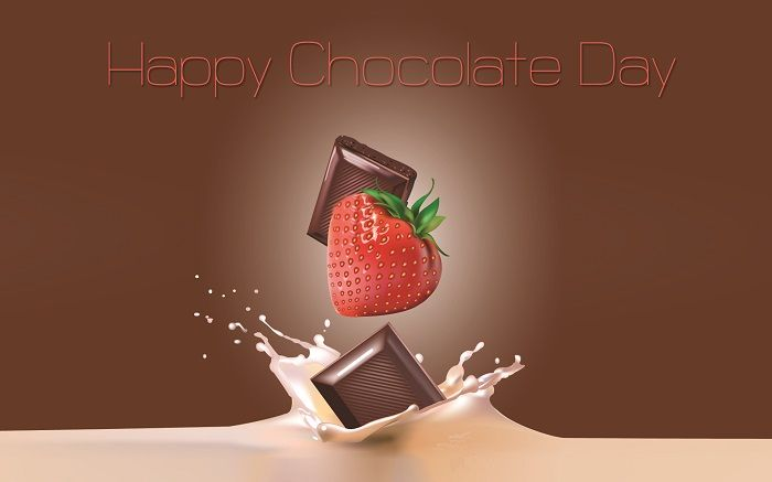 Happy Chocolate day chocolate images