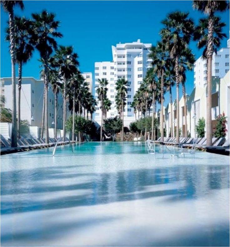 Delano Hotel South Beach Resort, Miami