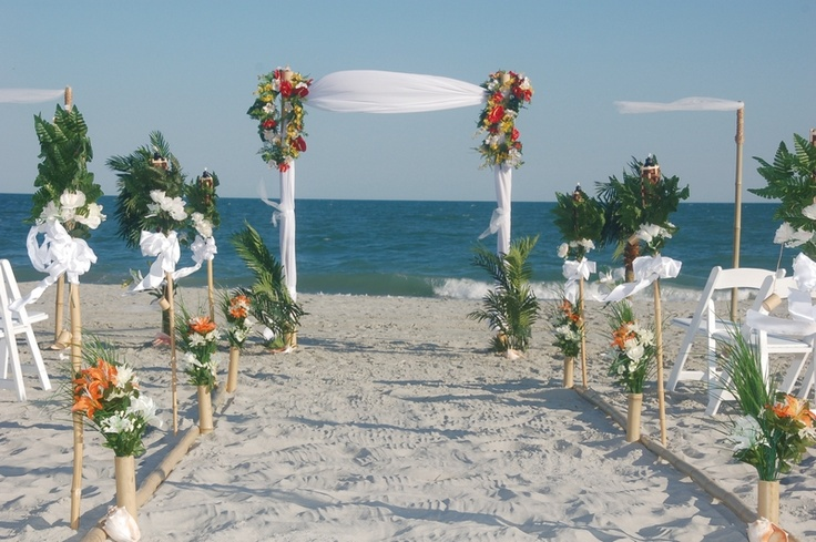 79 best images about wedding ideas on pinterest for Texas beach wedding packages