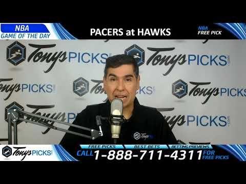 Indiana Pacers vs. Atlanta Hawks – Free NBA Basketball Picks and Predict...