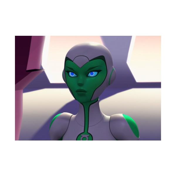 Aya - Green Lantern The Animated Series Wiki, the Green Lantern: TAS... via Polyvore