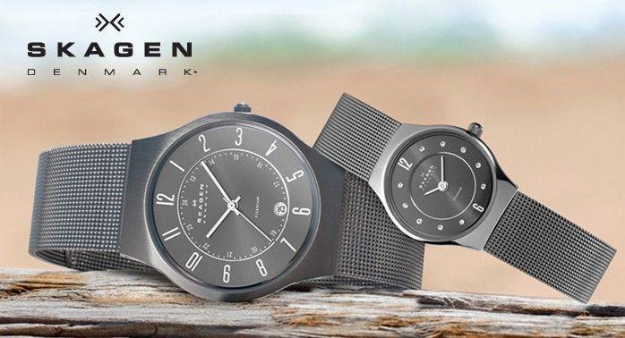 Ceasurile Skagen reflecta cultura daneza