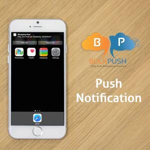 BulkPush is a push notifications services Provider Company provides #push #notification to various platforms - http://goo.gl/tUPq4V