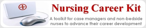 Great tools to help you find a job in nurse case management.