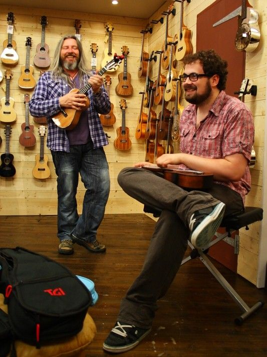 Southern Ukulele Stores in the U.K. Quite a few Kalas over there!