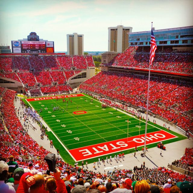 Ohio State Football | Girl About Columbus