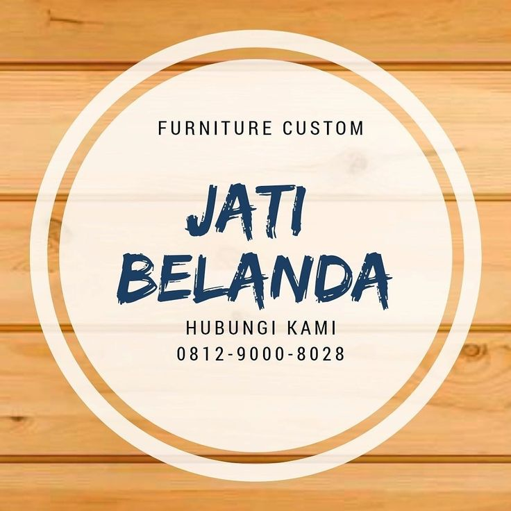 Promo Furniture Jati Belanda