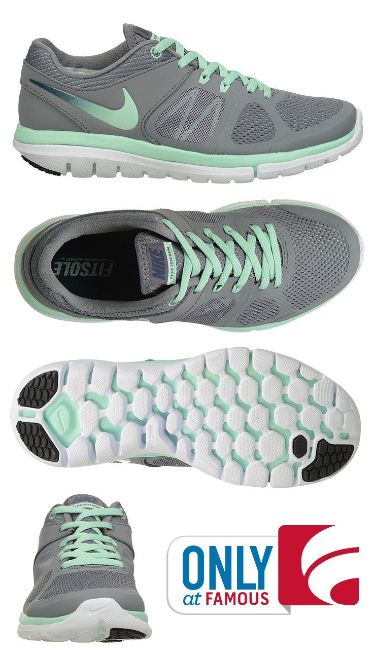 Nike says mint and grey all the way! Who agrees?