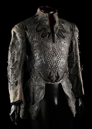 The Headless Horsemans (Ray Park) Tunic   Prop Store - Ultimate Movie Collectables