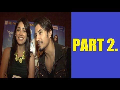 Ali Zafar & Yami Gautam interview | TOTAL SIYAPAA PART 2.
