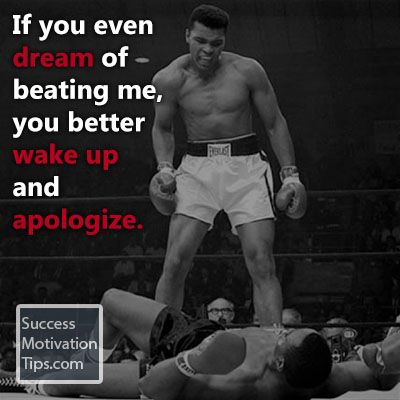 10 motivational quotes for athletes