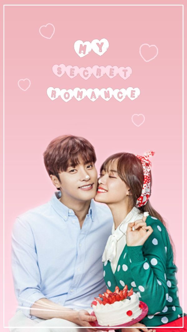 My Secret Romance - Kdrama wallpapers from @party-in-hell (on tumblr).