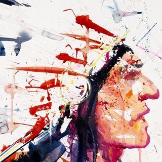 love it - Dave White Warrior IV