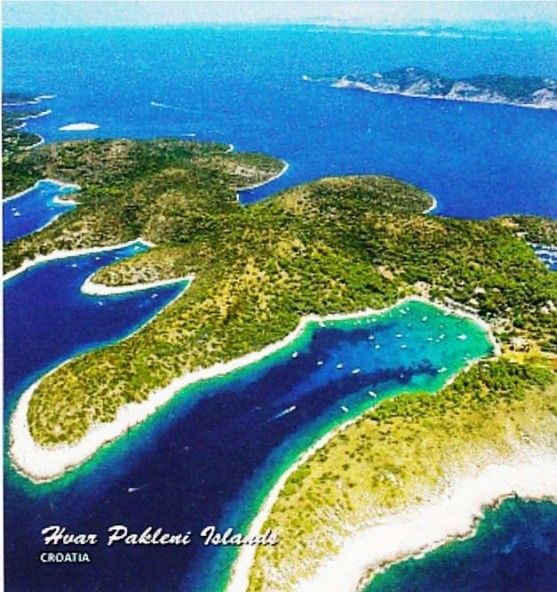 Huar Pakleni Islands Croatia