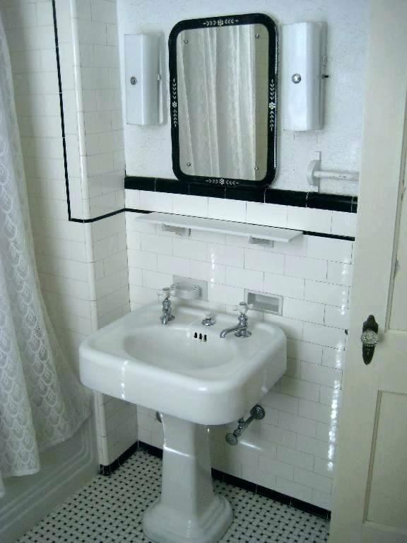 Image Result For 1920s Bathroom Sink Vintage Bathroom Sinks Vintage Bathrooms Bathroom Tile Designs