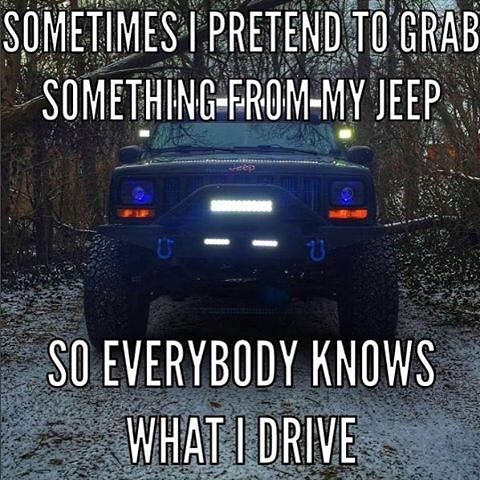 Shop Jeep Clothing, Apparel, and Decals - It's a JeepShirt!