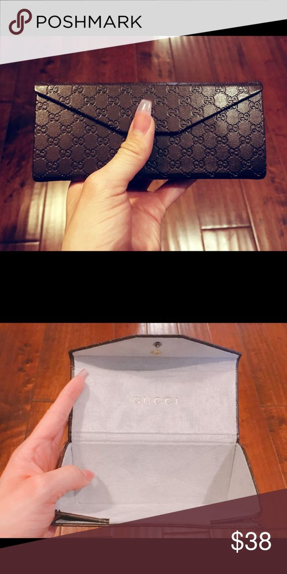 Authentic Gucci Eyeglass Case Gucci Case. Glasses NOT Included. Gucci Accessories Glasses