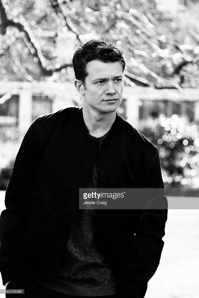 Actor Ed Speleers is photographed for Boys By Girls magazine on March 3, 2016 in London, England.
