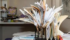 10 No-Brainer Tips for Organizing Paper Clutter