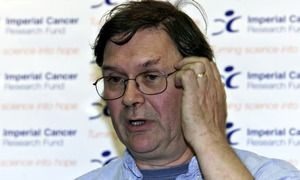 Tim Hunt, Nobel prizewinning scientist