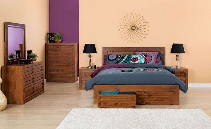 Cube Bedroom Furniture - Urban Bedroom Collection The contemporary ...