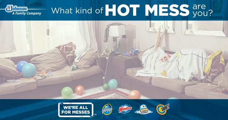 What type of Hot Mess are you? Take the quiz and get a coupon.