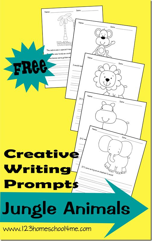 creative writing activities kindergarten Try these printable creative writing activities to help your child become a creative writing is more than stringing together words to kindergarten activities.