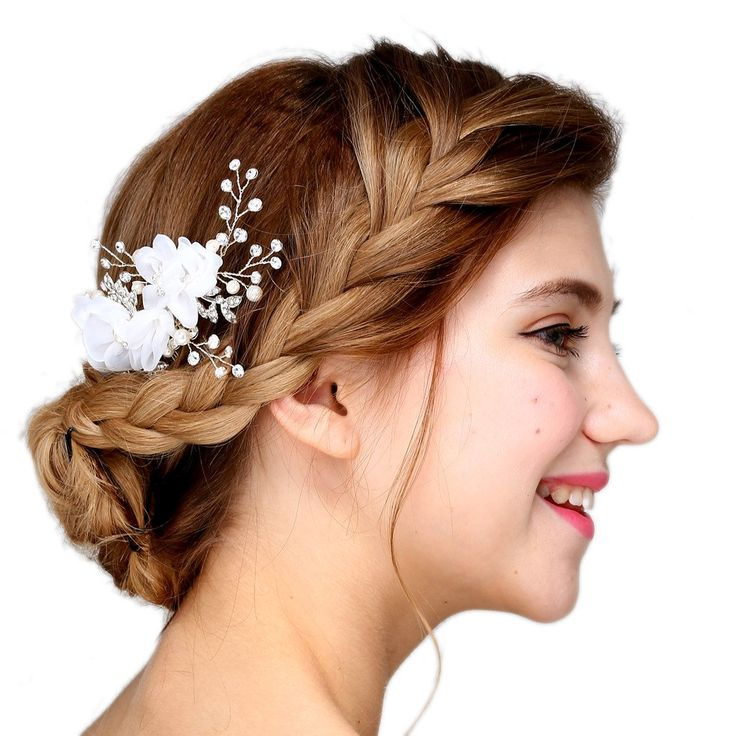 Der Spielzeugtester hat das Vintage Braut Tiara Strass Perlen Haarreif Hochzeit …