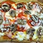 Recipe – Basil and Rosemary Gluten Free Pizza Crust