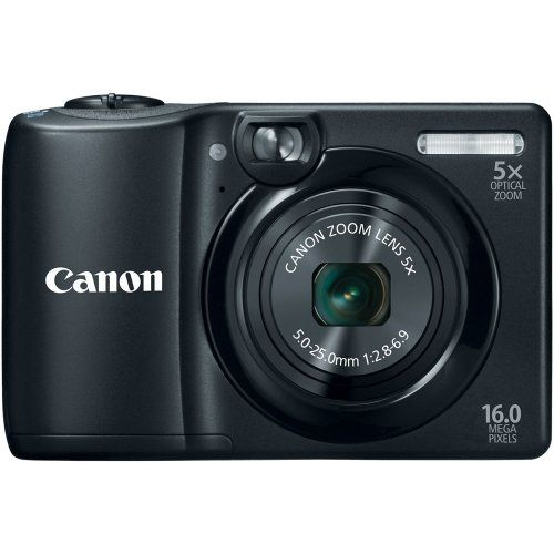 Canon PowerShot A1300 16.0 MP Digital Camera with 5x Digital Image Stabilized Zoom 28mm Wide-Angle Lens and 720p HD Video Recording (Black) by Canon, http://www.amazon.com/dp/B0075SUIEI/ref=cm_sw_r_pi_dp_xkrwrb0DMKSQF