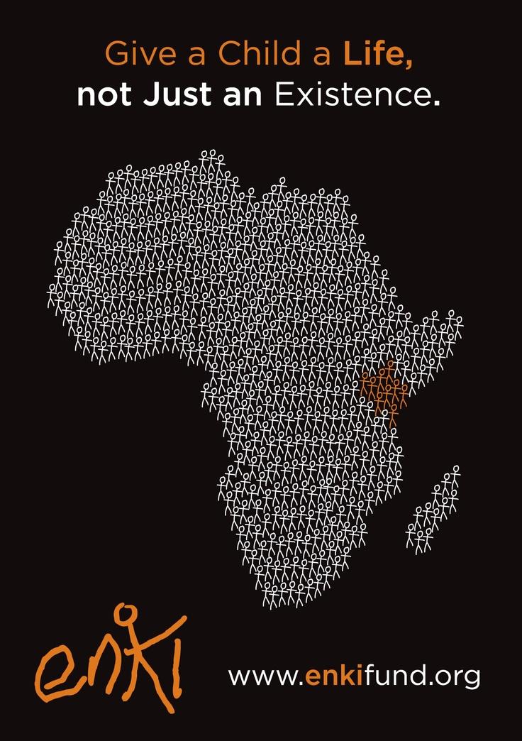 EnKI Postcard #kenya #kenyacharity #doinggood