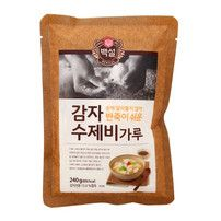 [CJ 백설] 감자 수제비 가루 240g