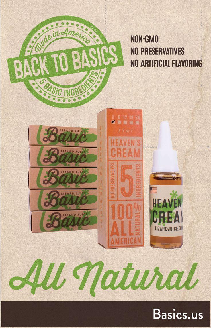 Has anyone tried our new heavens cream the vanilla