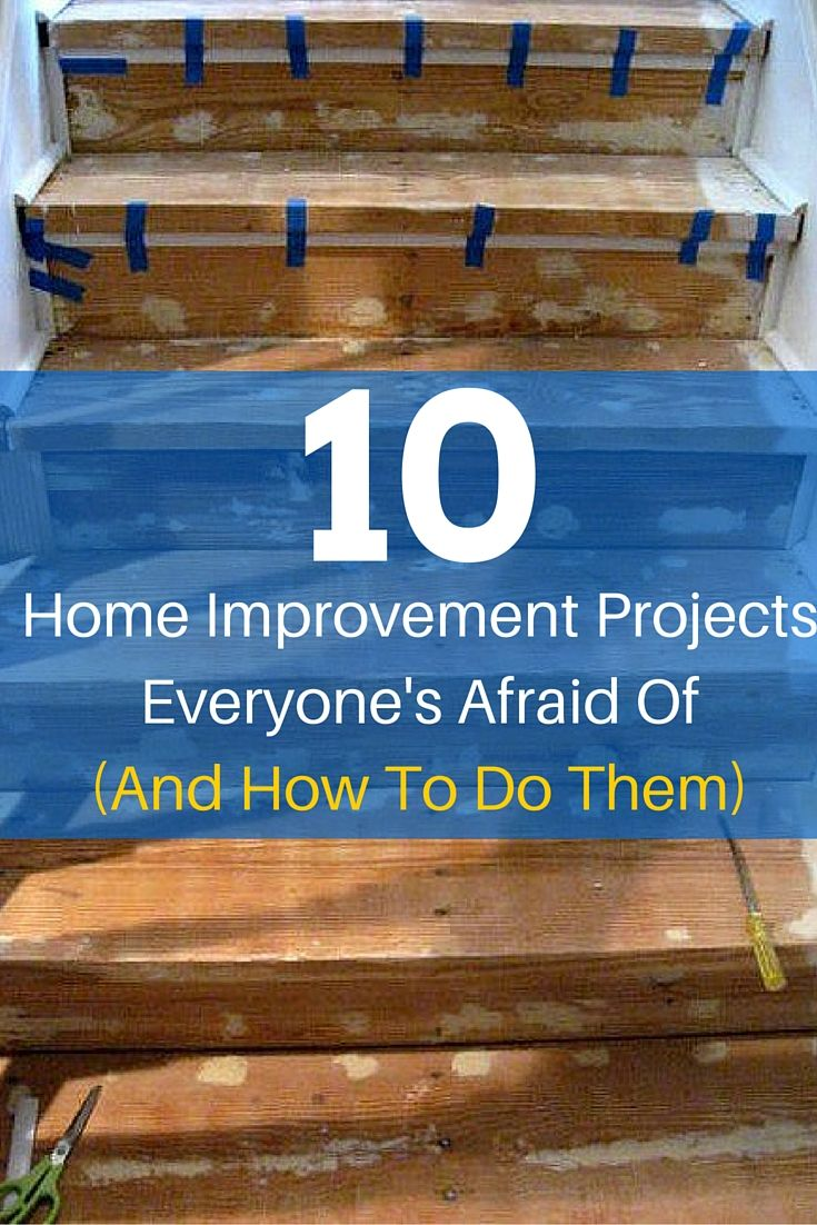 Best 25 home improvement projects ideas on pinterest for Do it yourself home improvement projects