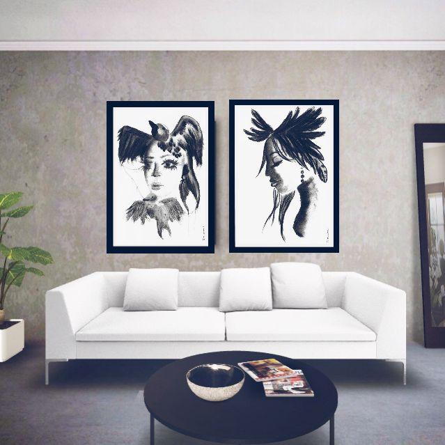 Digital download | Plakater | Posters | print selv plakater | billedevæg | Picture Wall | Picture Gallery | Interior design | Boligindretning