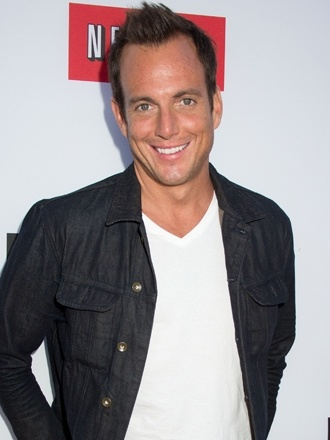 Will Arnett at the Arrested Development premiere