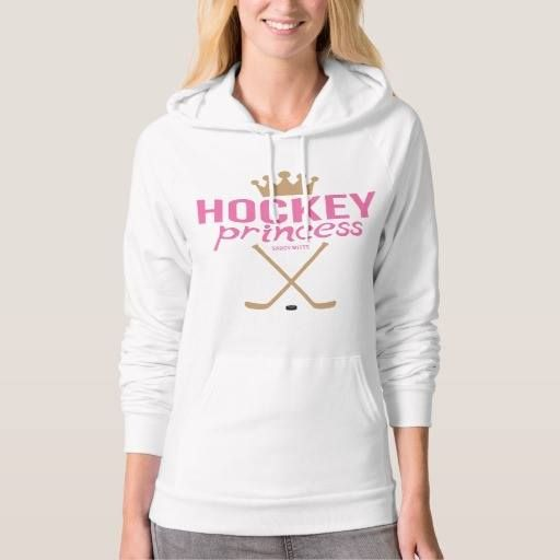 (Ladies Pink Hockey Princess Sweatshirt) #Chick #Crown #GirlsHockey #Hockey #HockeyPrincess #HockeySticks #IceHockey #Pink #Women is available on Funny T-shirts Clothing Store   http://ift.tt/2fWsIhm