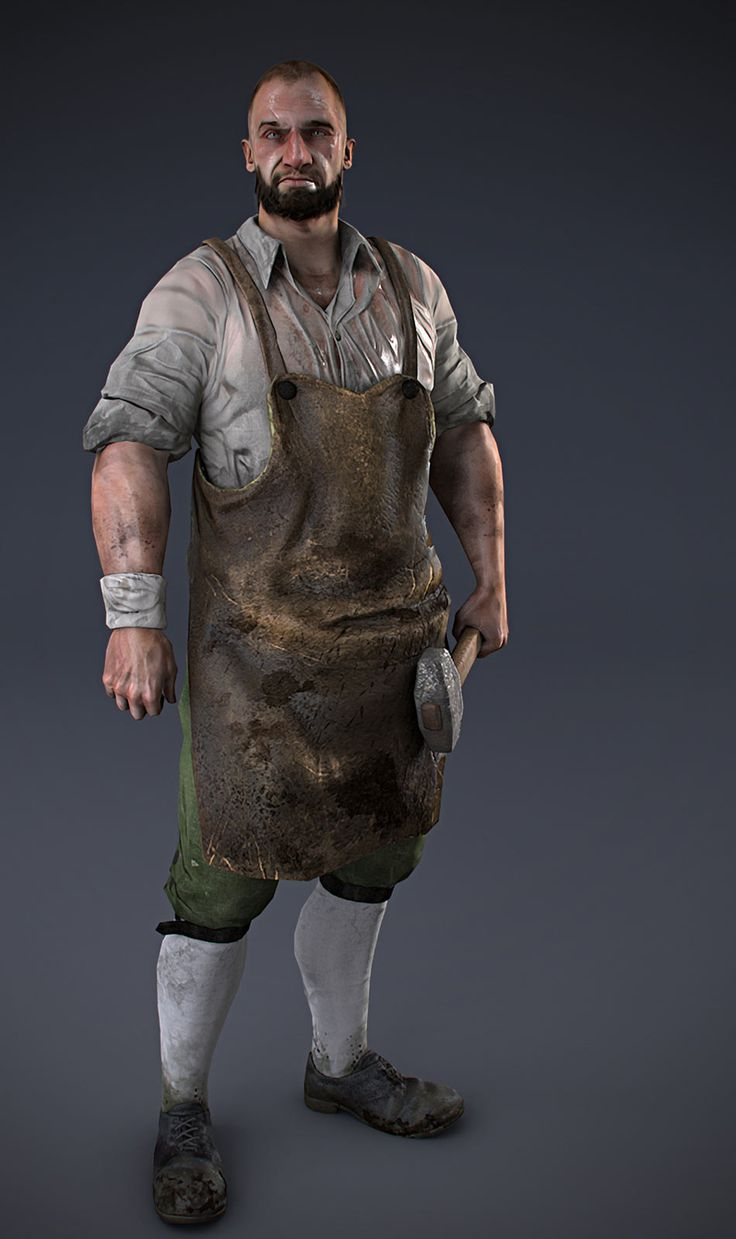 """""""Assassin's Creed 3"""" 2012 Action Adventure Game, Big Dave"""