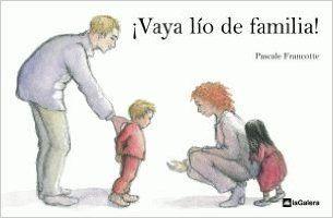 Después de una separación, la vida sigue su curso. El protagonista de esta historia ve cómo su familia se va ampliando. Una historia escrita e ilustrada con ternura, que ayudará a explicar con naturalidad las nuevas relaciones familiares.